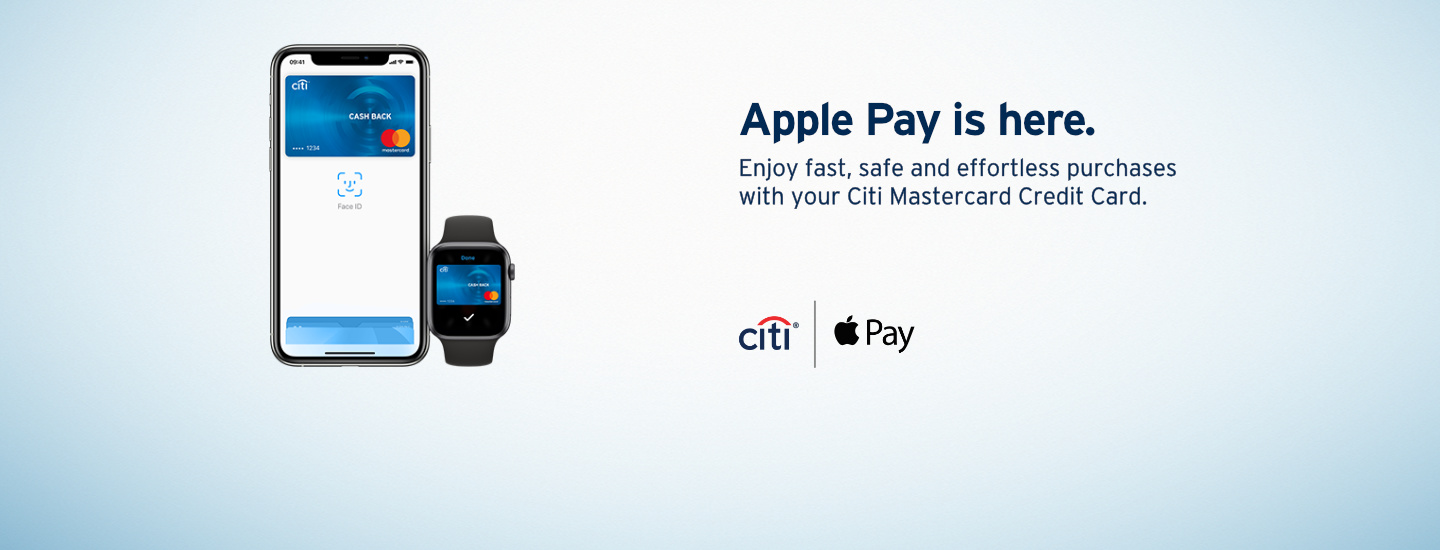 Apple Pay is here.