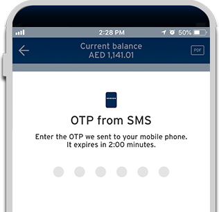 Secure your Citi Cashback Credit Card transaction with OTP from Citi Mobile App