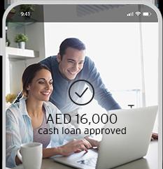 Citibank customer applying for instant cash loan