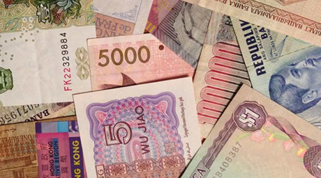 Currency is a great investment diversification option