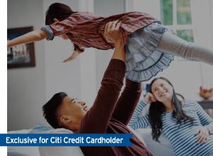 Citi PayLite for banking transactions