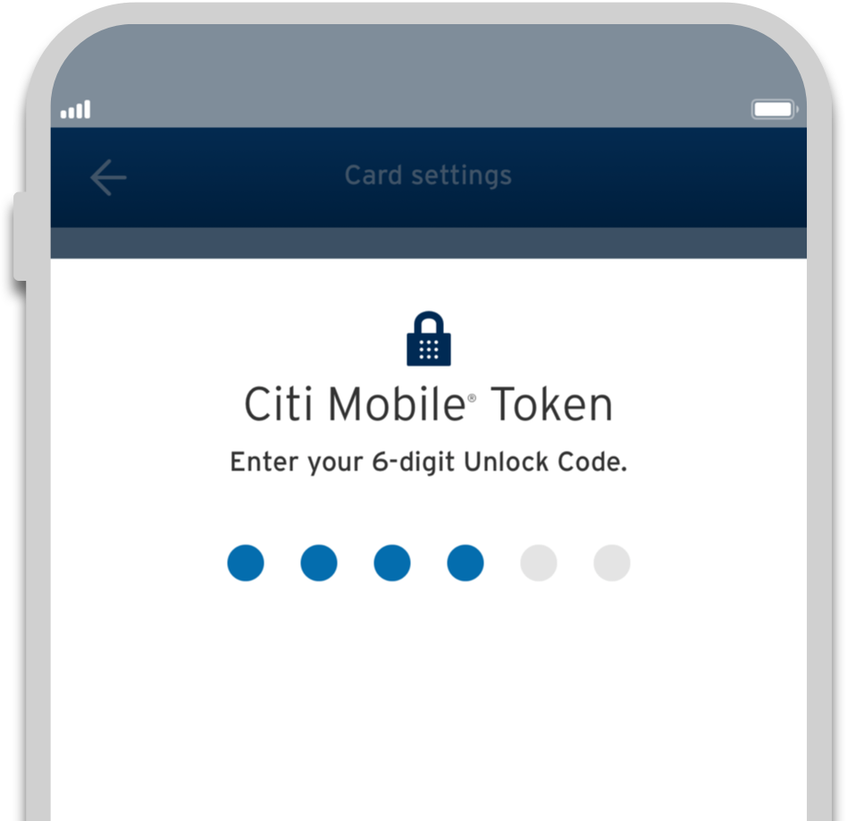 Secure your transaction