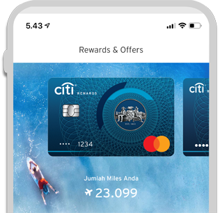 See your citi rewards points