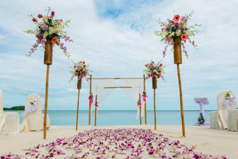 A beautiful wedding setup organized with the help of Citi QuickCash credit card loan