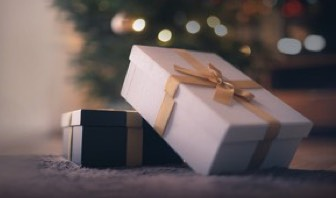 Gift boxes that have been purchased with Citi credit cards and latest offers on them