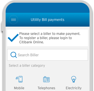 Utility Bill Payment