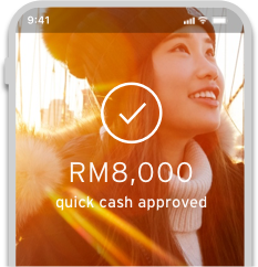Get cash from credit card online with Citi Quick Cash