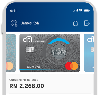 Everything at a glance with Citi PremierMiles Card