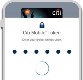 Citi Mobile® App - Secure your transaction