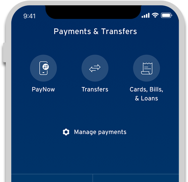 Simplify the Payments with Citi Mobile App