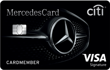 Citi Mercedes Card