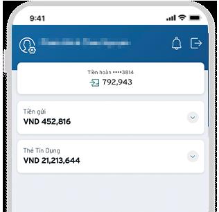 Access card information quickly through Citi Mobile App