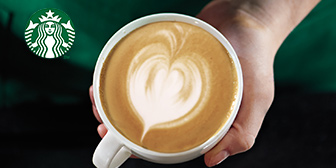 Use our credit card with cashback and enjoy free size upgrade at Starbucks - Citibank Vietnam
